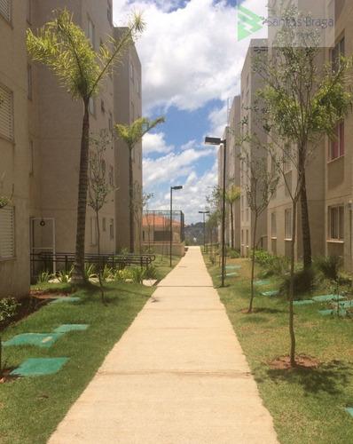 Apartamento Padrão Para Venda Em Parque Nações Unidas São Paulo-sp - 267