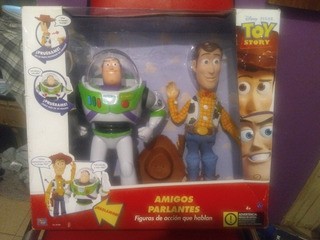 Juguetes Toy Story, Buzz Lightyear Y Woody Interactivos