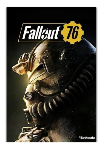 Imagen 1 de 2 de Fallout 76 Standard Edition Bethesda PC Digital