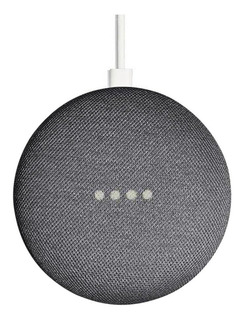 Google Home Mini Assistente Pessoal Caixa D Som Wifi Vitrine