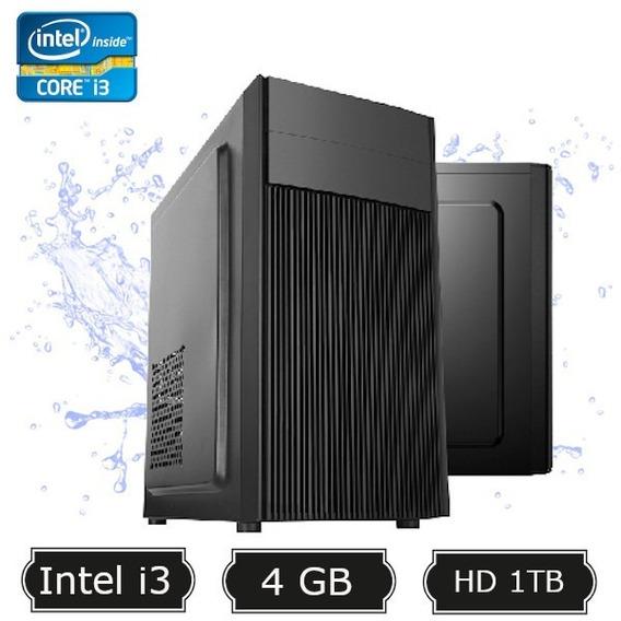 Desktop I3 2100 Cache 3m, 3.10 Ghz 4gb Hd 1tb Hdmi Sata