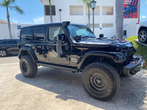 Imagen 1 de 5 de Jeep Wrangler 2021 3.7 Unlimited Sahara 3.6 4x4 At