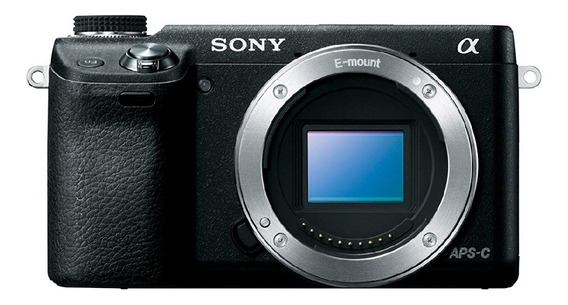 Cámara Sony Nex 6