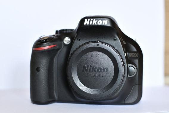 Nikon D5200 (corpo Somente) - Seminova (5.405 Clicks)