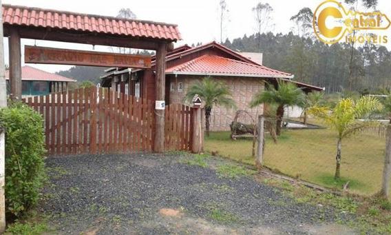 Chácara / Sítio Com 4 Dormitório(s) Localizado(a) No Bairro Itajuba Em Barra Velha / Barra Velha - 337