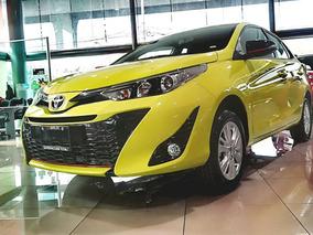 Toyota Yaris Hb Cvt S 2019