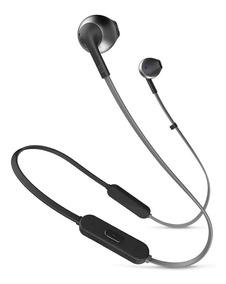 Fone De Ouvido Jbl T205bt Sem Fio Bluetooth Nota Fiscal + G