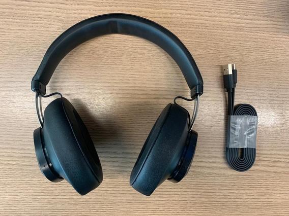 Fone De Ouvido Bluetooth 5.0 Bluedio T Monitor S