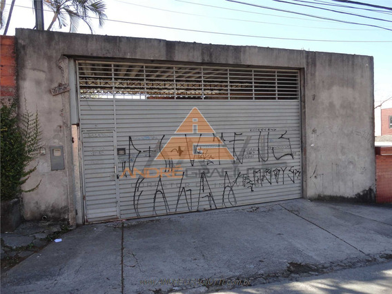 Galpao - Vila Pires - Santo Andre - Sao Paulo | Ref.: 3206 - 3206