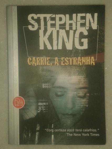 Livro Stephen King - Carrie, A Estranha