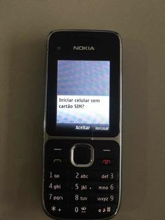 Lote Com 10 Nokia C2 01 3g Nacional Original. Sem Caixa