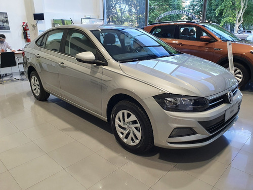 Volkswagen Virtus Trendline 1,6 110 Cv Msi Ll