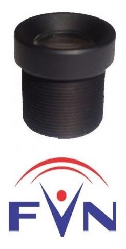 Mini Lente 3.6mm - Kit Com 10 Unidades