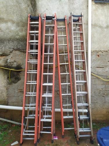 Imagem 1 de 3 de Escadas De Fibra