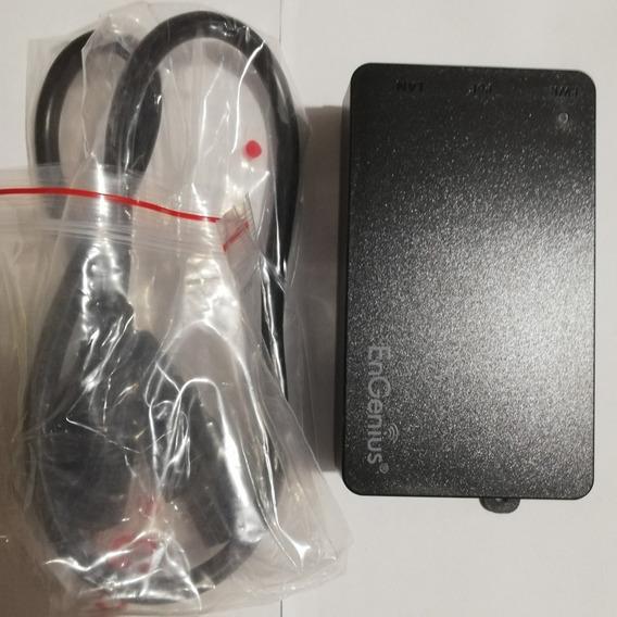 EnGenius 802.3af EPE-5818af PoE Injector DC48V//0.375A