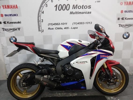 Honda Cbr 1000 Rr 2010 Otimo Estado Aceito Moto