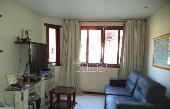 Casa Com 2 Dormitórios À Venda, 84 M² Por R$ 240.000 - Maria Paula - São Gonçalo/rj - Ca1173