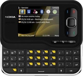 Celular Nokia Surge 6790 Movistar Usado Funcionando Al 100%