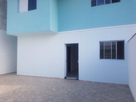 267-casa Sobreposta Á Venda Com 55 M², 2 Dormitórios.
