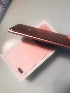 iPhone 7 Plus Rose 128gb Imperdível