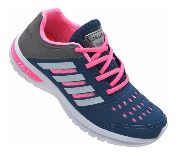 Tenis Feminino Academia Promoção Crossfit Caminhada Corrida