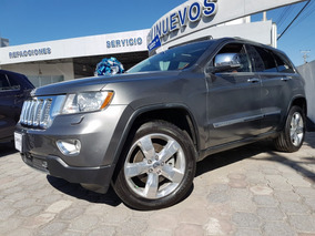 Jeep Grand Cherokee 5.7 Overland V8 Tech Group 4x4 Mt