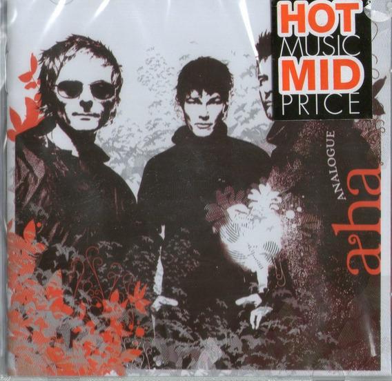 Cd A-ha - Hot Music Mid Price - Novo Lacrado***