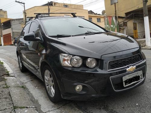 Chevrolet Sonic 2013 1.6 16v Ltz Aut. 5p