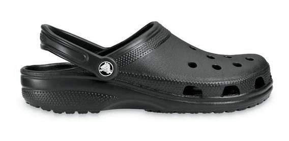 Crocs Classics Black Autenticas (28 Mex) Astroboyshop