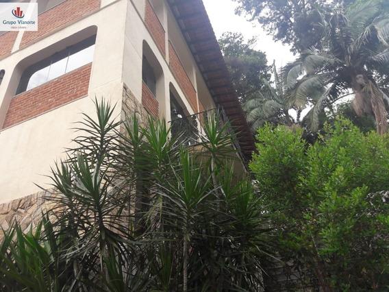 Sobrado Para Alugar No Bairro Tucuruvi Em São Paulo - Sp. - Vm10-2