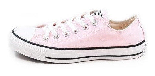 Zapatillas Chuck Taylor All Star 100% Originales Rosa Claro