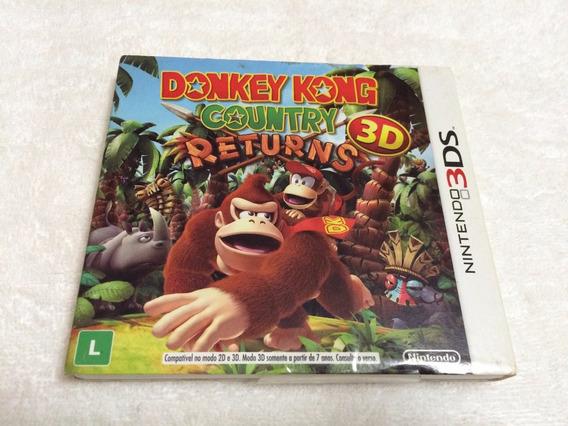 Donkey Kong Country Returns 3d Com Luva