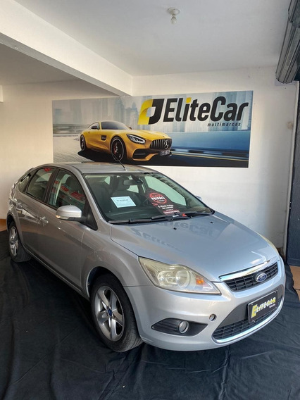 Ford Focus 2.0 Glx 16v Flex 4p Manual