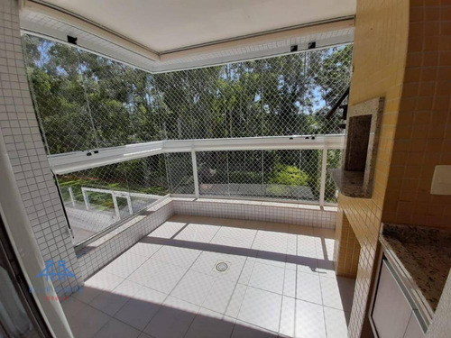 Apartamento Com 3 Dormitórios À Venda, 89 M² Por R$ 850.000,00 - Itacorubi - Florianópolis/sc - Ap3344
