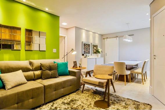 Apartamento Tatuapé 110m² - Mobiliado - 3 Vagas