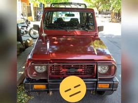 Chevrolet Samurai A Carburador