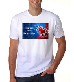 Camisa Personalizada Especial Dia Namorados Valentines Day