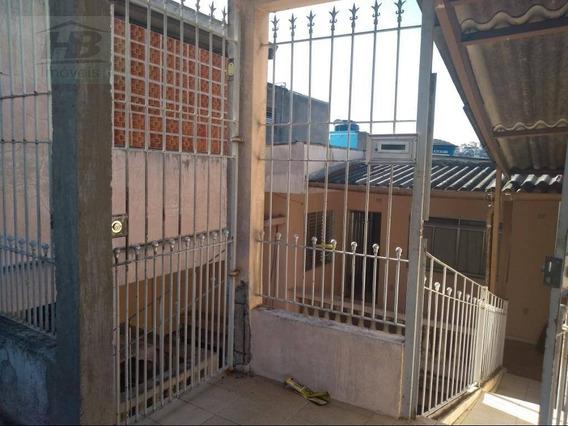 Sobrado Residencial À Venda, Munhoz Júnior, Osasco. - So0283