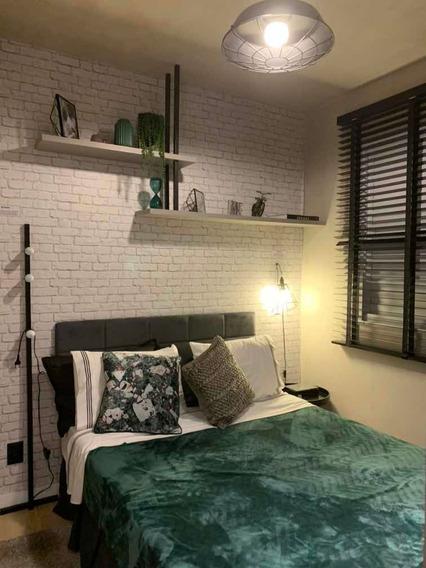Apartamento 2 Dormitórios Próximo Ao Metrô
