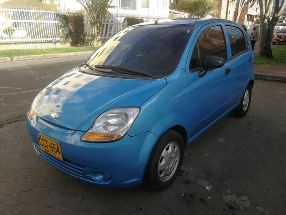 Chevrolet Spark Ls Mt1000cc Azul Oceano Aa