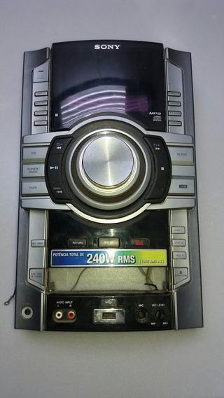 Gabinete Frontal Do Som Sony Genezi Mhc-gt 111 E Gt 222