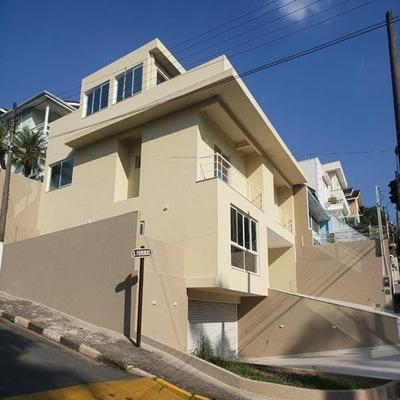 Casa Em Condomínio Para Venda Em Arujá, Arujazinho Iv, 3 Dormitórios, 3 Suítes, 4 Banheiros, 10 Vagas - 0404