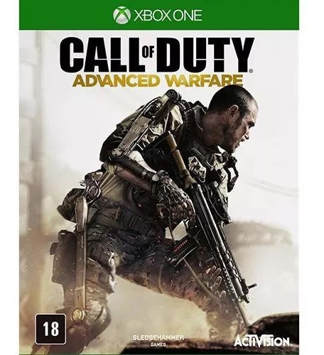 Call Of Duty Advanced Warfare Xbox One + 1 Jogo Grátis