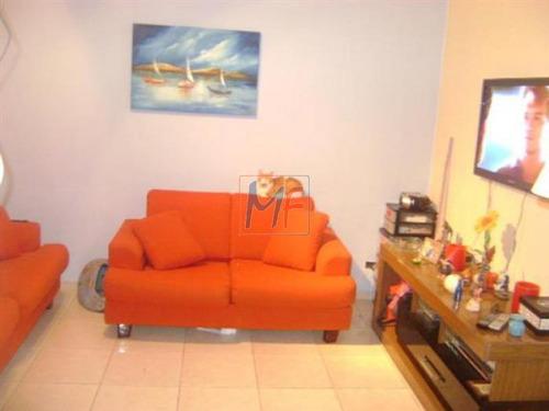 Imagem 1 de 9 de Apto Com 2 Dorms, Condominio Baixo, Iptu Isento Ao Lado Shop. A. Franco. - 3093