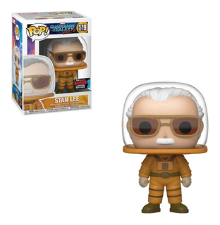 Funko Pop! Stan Lee #519 Exclusivo Comic Con New York