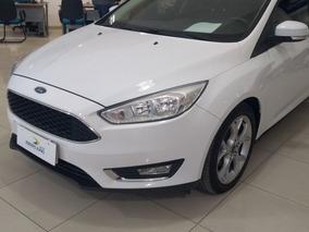 Ford Focus 2.0 Se Plus 2016 Branca Flex