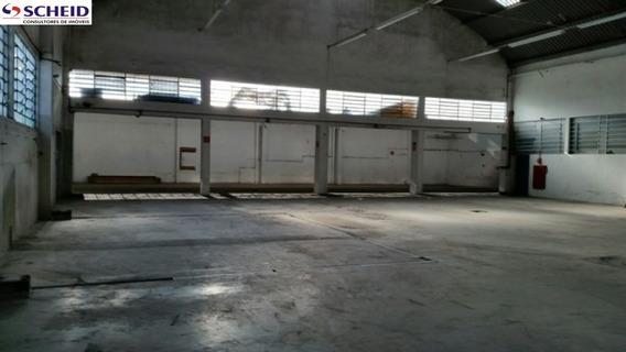 Galpão Industrial 830 M2 Com Doca - Mr56154