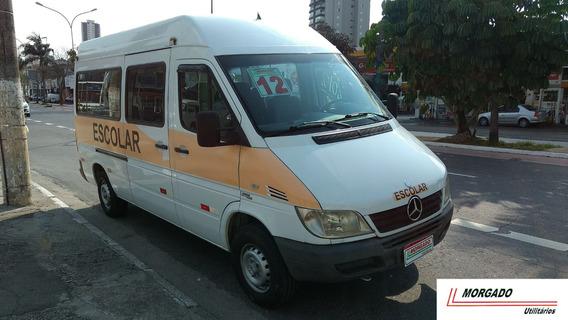 Mercedes-benz Sprinter Van 2.2 Cdi Escolar 16 Lugares 2012