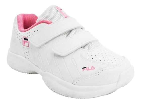 Zapatillas Fila Niña Baby Lugano 5.0 Original