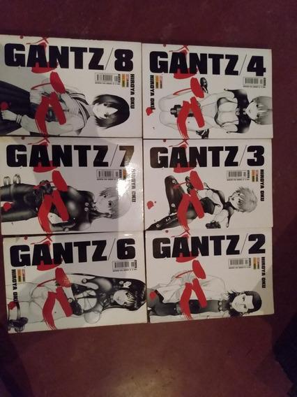 Gantz Volumes 2 Ao 4 E 6 Ao 8